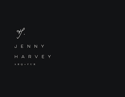 Jenny Harvey - Branding