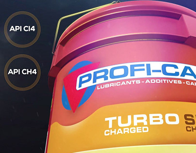 Proficar Diesel Engine Oil Ad | TV Commercial