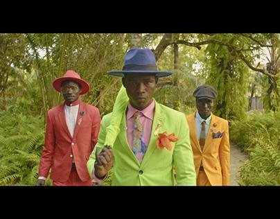 NO TOUCH AM - Blinky Bill x Nneka