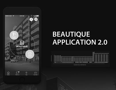 Beautique Application 2.0