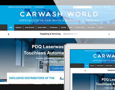 CARWASH WORLD
