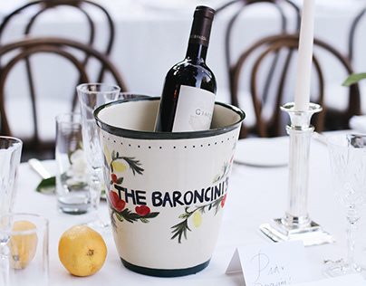 """""""The Baroncini's"""" Wine Cooler"""