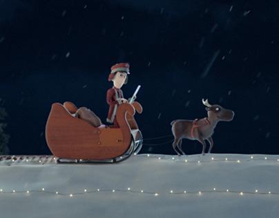 Santa's Intern