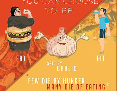 Garlic-Obesity