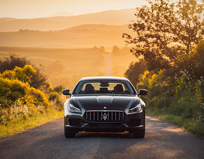 Maserati Quattroporte Gran Sport