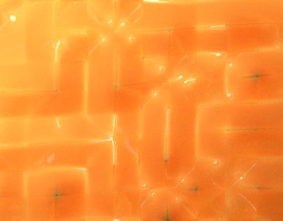 Honeycomb - Displacement Sim