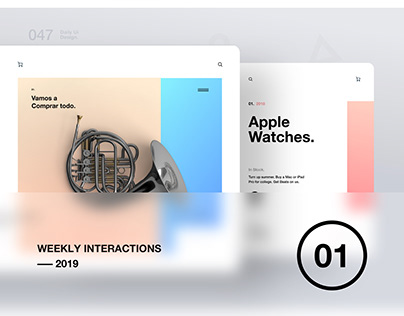 Si™ Weeklies – Interaction Design 01/02