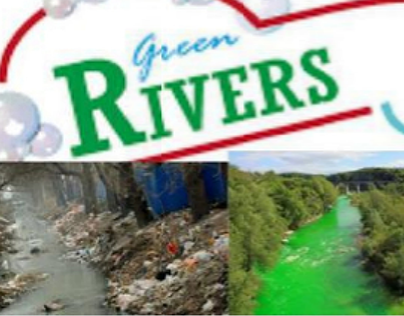 Green Rivers for Romania