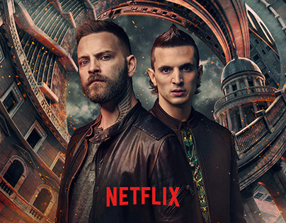 SUBURRA 3 - Netflix - Official Key Art