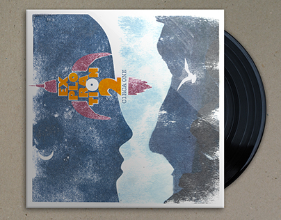 Exploration2 – Record Cover