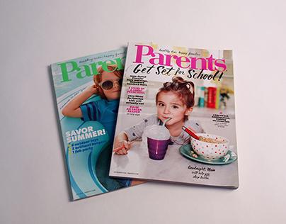 Parents Magazine 2014