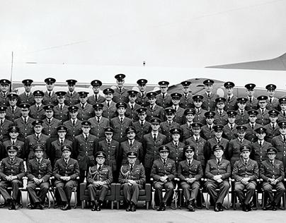 1967 RAF Queens Flight Squadron