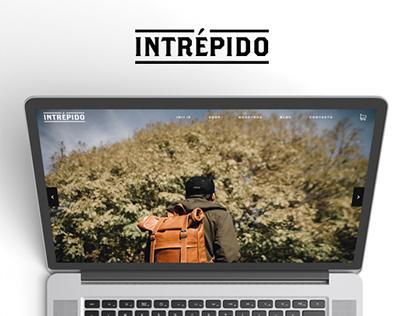 Intrepido website