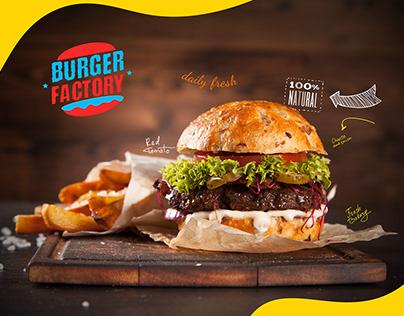 Burger Factory / #branding
