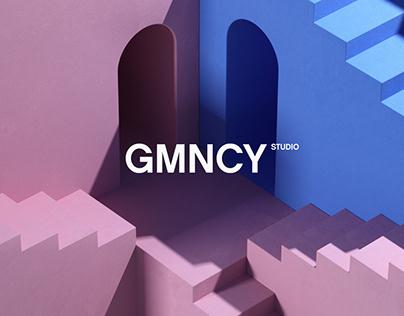GMNCY Studio Branding