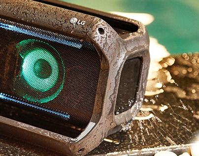 Mini Case: LG XBOOM GO PK SERIES