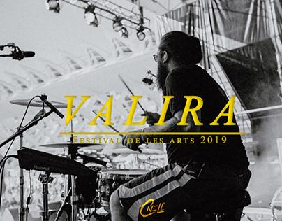 Valira | Festival de les Arts