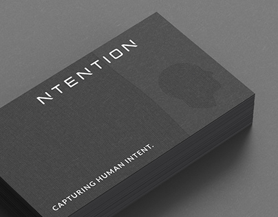 Business Card - Ntention