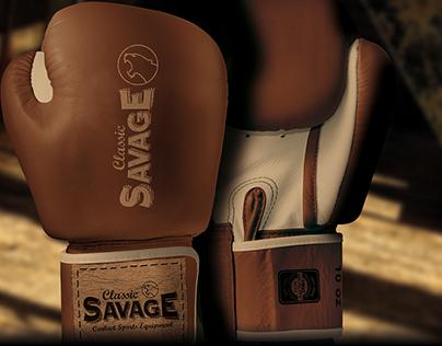 Boceto Guante Classic SAVAGE