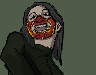 Japanese Demon