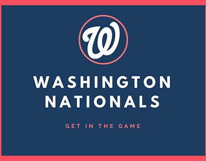 Nationals Park app