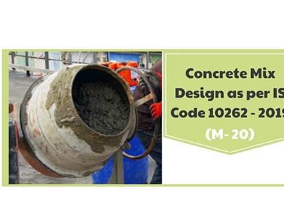 Concrete Mix Design (Calculation)