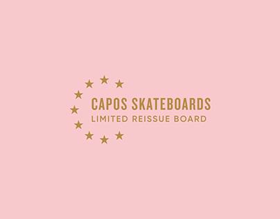 Capos Skateboards 2018