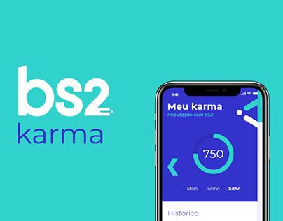 BS2 Karma (Hackathon)