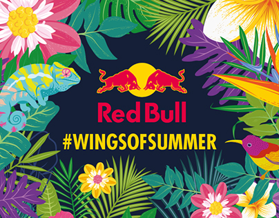 RED BULL | Summer Launch Campaign