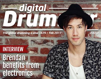 Digital Drummer Magazine