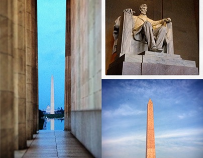 Focal Point of a Nation - National Mall, Washington, DC