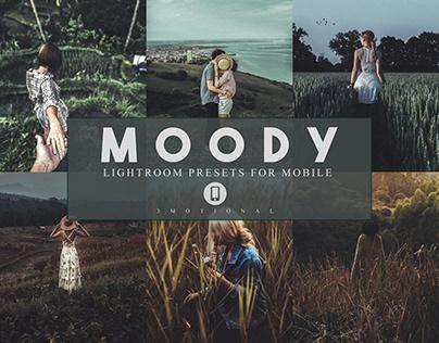 14 Moody Mobile Lightroom Presets