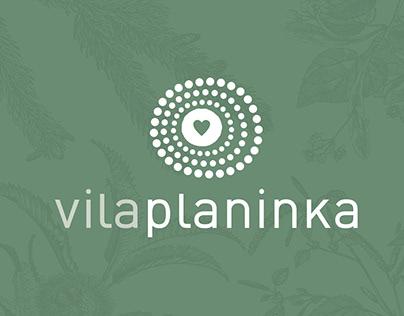 VILA PLANINKA - Luxury hotel   identity concept design