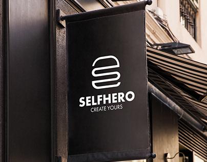SelfHero - Fast Food Concept- Brand Identity