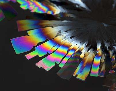 Crystals : Polarized Step 1