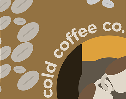 cold coffee co. branding & packaging design