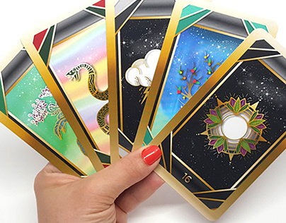 Whimsical Lenormand Oracle