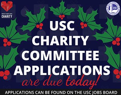 USC Charity App Release
