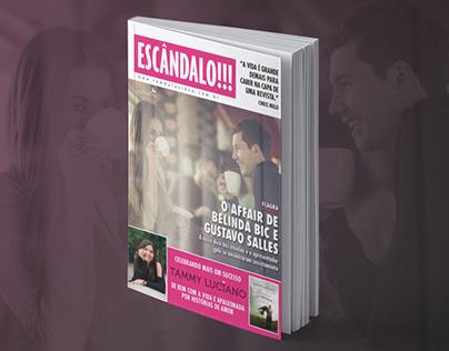 Escândalo!!! | book cover