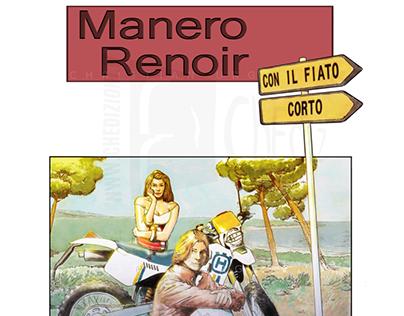 MANERO RENOIR - CON IL FIATO CORTO - Breathless