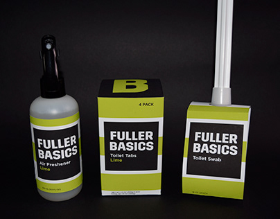 Fuller Basics Packaging