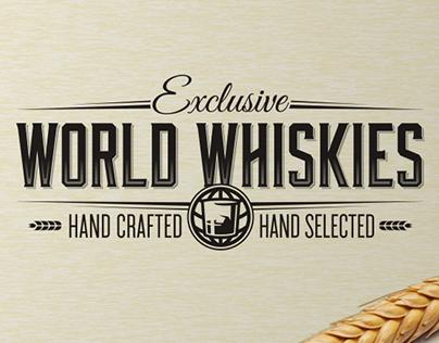 Jim Beam - World of Whiskies