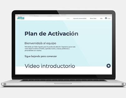 Plan de Activación