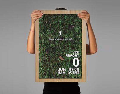 Poster|The Zero Reported 零次提報