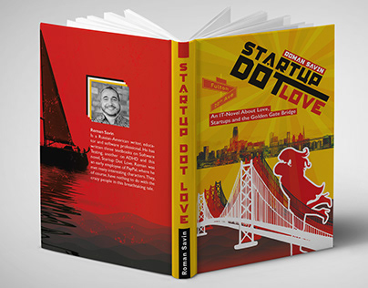 """""""Startup Dot Love"""" book cover"""
