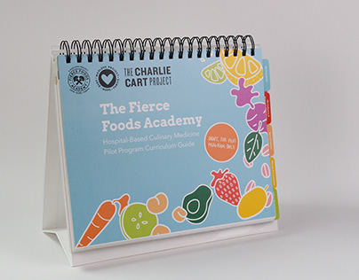 Fierce Foods Academy Recipe Book and Cards