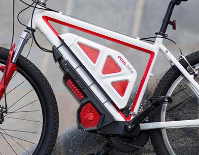 Electric Bike Kit On Behance
