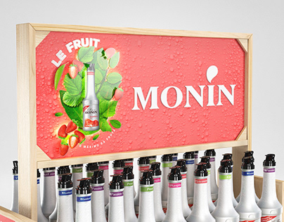 Displays Monin