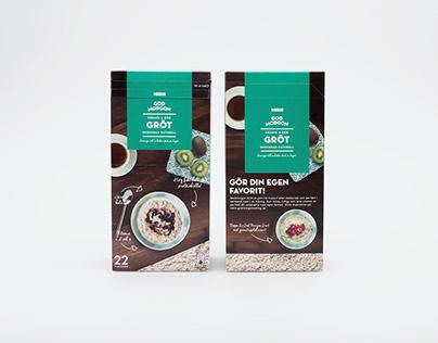 Nestlé Vetedryck - Redesign