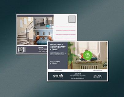 PostCard Design | Real Estate | 2020